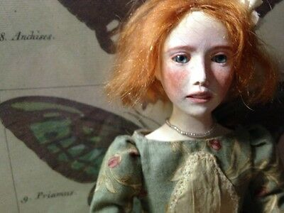 OOAK art doll Alice
