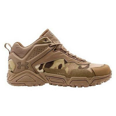 """Under Armour 1254924 Men's Coyote 4"""" Tabor Ridge Low Boots"""