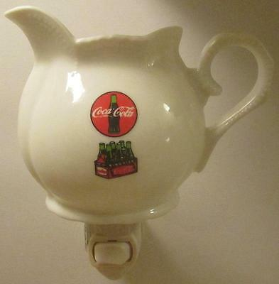 A Charming Coca Cola 6 Pack Kitchen Night Light