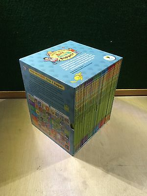 Biff,Chip & Kipper Complete Box Set 48 Oxford Reading Books Level 1-6