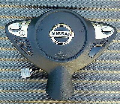 Airbag Nissan Juke Driver Side With Multifunction 34164696C