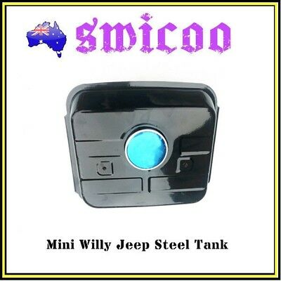 125cc 150cc mini willy jeep steel fule tank complete