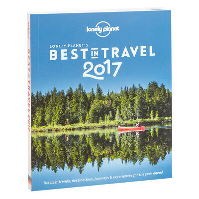 NEW Lonely Planet Best In Travel 2017