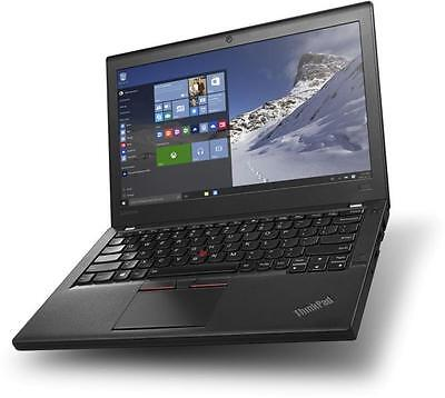 BEST SPEC New Lenovo Thinkpad X260 i5 6300U 2.5Ghz 8GB 256GB SSD 3G SIM HDMI