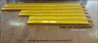 ForkLift Extensions - 5 X 72 size