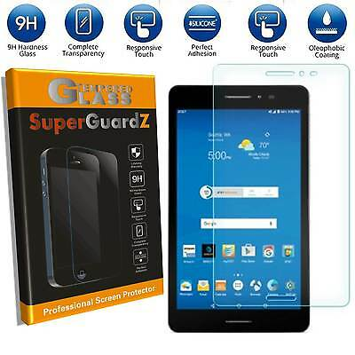 SuperGuardZ® Tempered Glass Screen Protector Guard Shield For AT&T Trek 2 HD