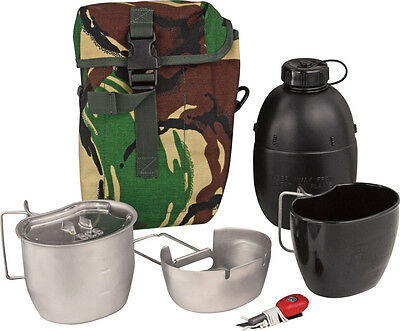 Bushcraft BUS004 The Crusader Cooking System 7 Piece Set