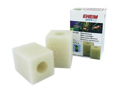 Eheim Pickup 60 FIlter Sponge Cartridge 2 pack 2617080