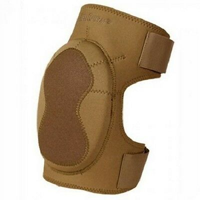 Blackhawk 809100CT HellStorm Neoprene Knee Pad w/Dual Secure Strap Coyote Tan