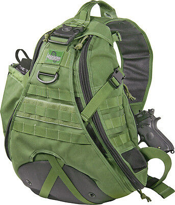 "Maxpedition MX410G Monsoon Gearslinger OD Green 16"" x 20.5"" x 5.5"" Large"