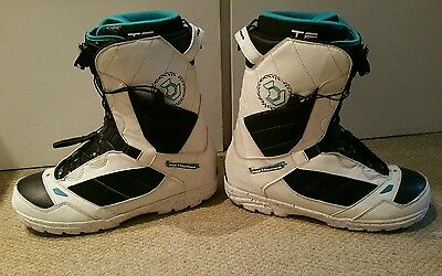 NORTHWAVE FREEDOM snowboard boots UK 11/11,5 (barely used)