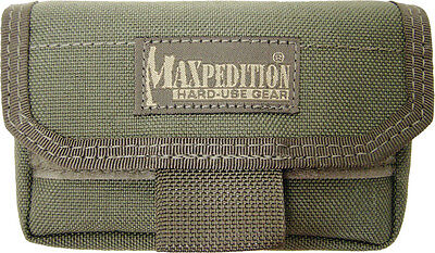 "Maxpedition MX1809F Volta Battery Case Foliage Green Compartment: 4.5""x3""x0.75"""