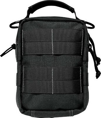 "Maxpedition MX226B FR-1 Pouch Water Resistant Black 7""x5""x3"""