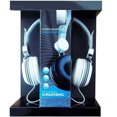 Cuffie Stereo Con Filo Jack 3,5 Mm Per Pc Tv Mp3 Smartphone Notebook Grunding