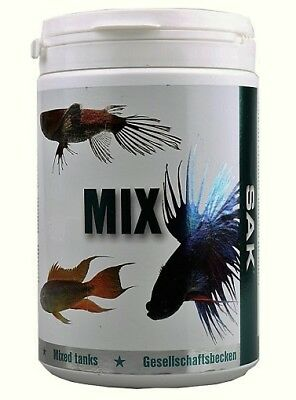 SAK mix  Flockenfutter  1000 ml