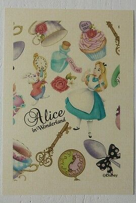 Art print Impression Image Affiche déco ( 15x21 cm)  Alice in Wonderland