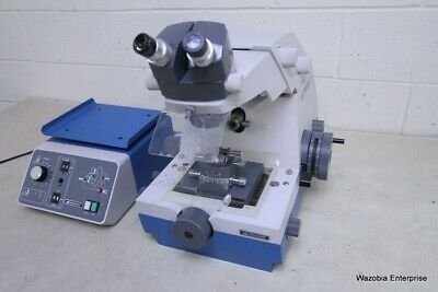 Reichert-J​ung Ultracut E Microtome 70 17 04 With Stereo Star Zoom 0.7X-4.2X 570