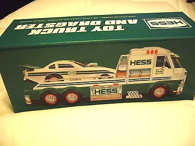 New 2016 Hess Toy Truck And Dragster...new & Powerful In The Box.get Em Here !!!