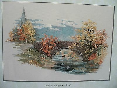 Quiet Reflections Cross Stitch Kit Derwentwater Designs