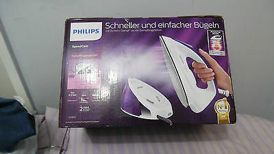 Philips GC6612/30 SpeedCare Steam Generator Iron 1.2 Litre 2400W - Purple A