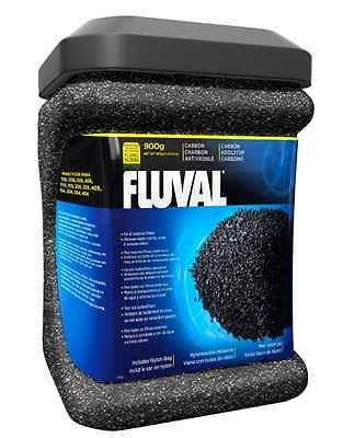 Fluval Carbon 900g complete with net bags