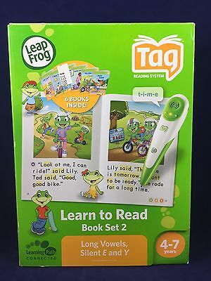 LeapFrog Tag  - Learn To Read - Book Set 2 (6 Books Inside!)