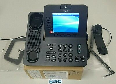 ★★★★★ NEW Cisco CP-8945-L-K9 8945 CP-8945 8900 Series Boss Chef Unified IP Phone