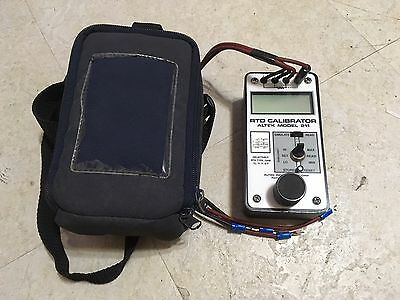 Altek RTD Calibrator Model 211 with Case - FREE SHIPPING