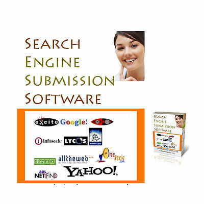 All-in-One Website Submission Software *Pro* 90,000+ search engines directories
