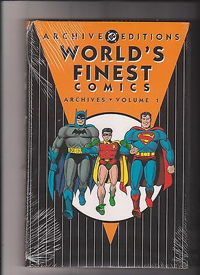 World's Finest Comics Archives #1 (Mar 1999, DC) NM/Sealed !!!!
