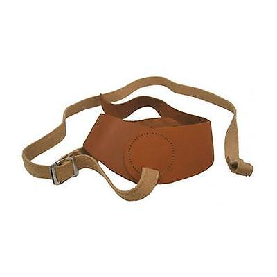Bianchi X15H Shoulder Harness Right Hand Leather Plain Tan 90089