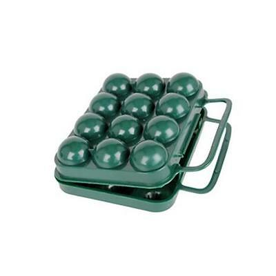 Texsport 15440 Plastic Egg Carrier - Holds 1 Dozen