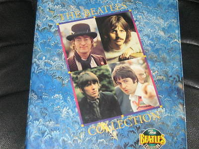 1993 The Beatles Collection Binder + Complete Set, Pristine Condition 220 Cards!