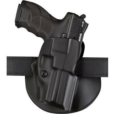 "Safariland 5198 Cz75 Sp-01 4.72"" Belt Paddle Holster RH Plain Blk 5198-490-411"