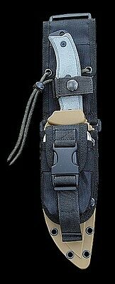 ESEE ESEE52MBOD Molle Back For ESEE 5 & 6 Hard Sheaths Olive Drab
