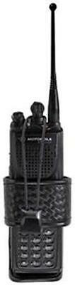 Bianchi 22805 7923 Adjustable Radio Holder Black Basketweave Size 02