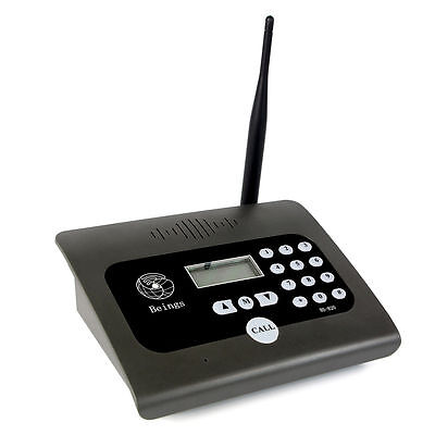 Full duplex intercom Unit Desktop Radio Wireless Voice Calling for Home&Office