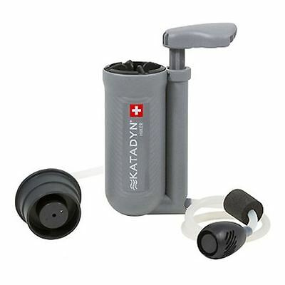 Katadyn Hiker Microfilter Water Filter 8018270