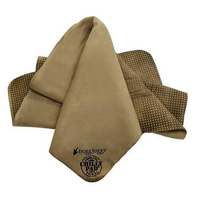 Frogg Toggs Chilly Pad Super Cooling Towel Tan