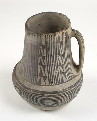 Anasazi Pottery-Authentic Black/White Pitcher c.900 AD-Gorgeous Museum Quality!