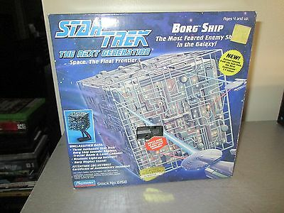 1994 Playmates Star Trek Next Gen Borg Ship NIB