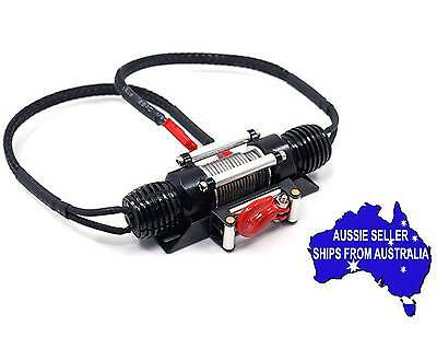 Dual motor alloy winch for 1:10 RC Rock Crawlers suit Axial Vaterra Losi GMade