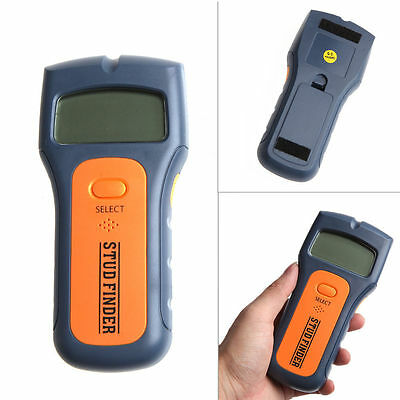 3 in 1 Multi Stud Scanner AC Live Wire Cable Wood Metal Wall Finder Detector