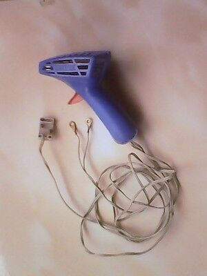 Vintage Scalextric accessories ** HAND CONTROLLER ** - Blue