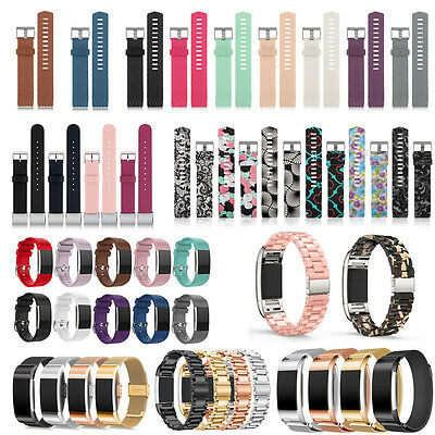 New Replacement Watch Sports Bracelet Strap Band Wristband For Fitbit Charge 2