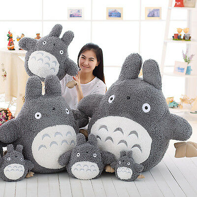 My Neighbor Totoro Pillow Anime Movie Cartoon Soft Plush Dolls Toys Gift Stuffed
