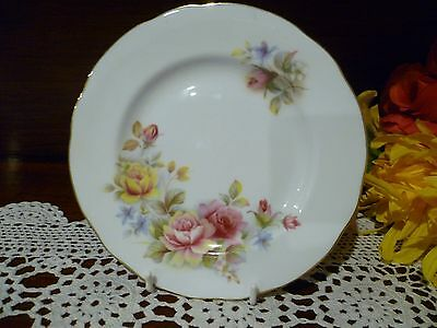 Duchess Fine Bone China England Floral Side Plate