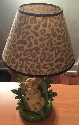 Disney  The Lion King: Baby Simba Nursery Lamp