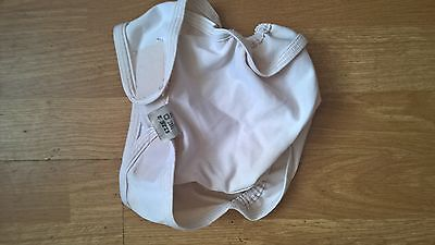 Little Lamb Size 2 USED Nappy Cover Wrap Cloth Washable Reusable Nappies