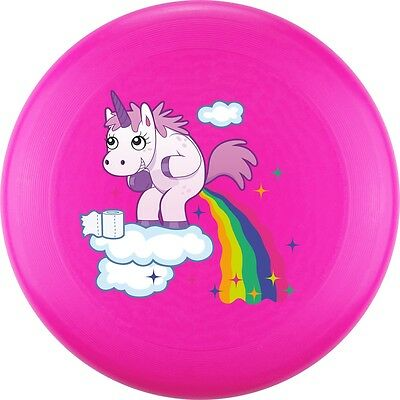 NG - Eurodisc 175g 4.0 Ultimate BIO-Kunststoff Frisbee Unicorn Clouds Pink